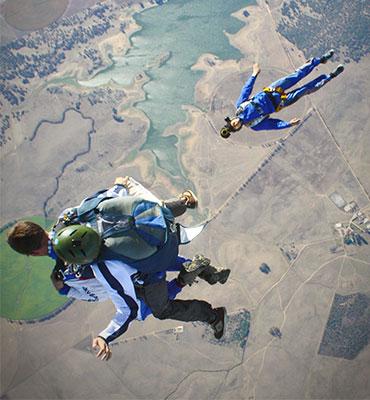 Saltar Paraquedas Tandem Low Cost